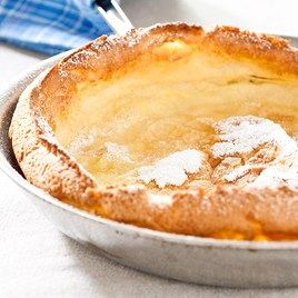 dutch baby! dutch pancakes german pancakes