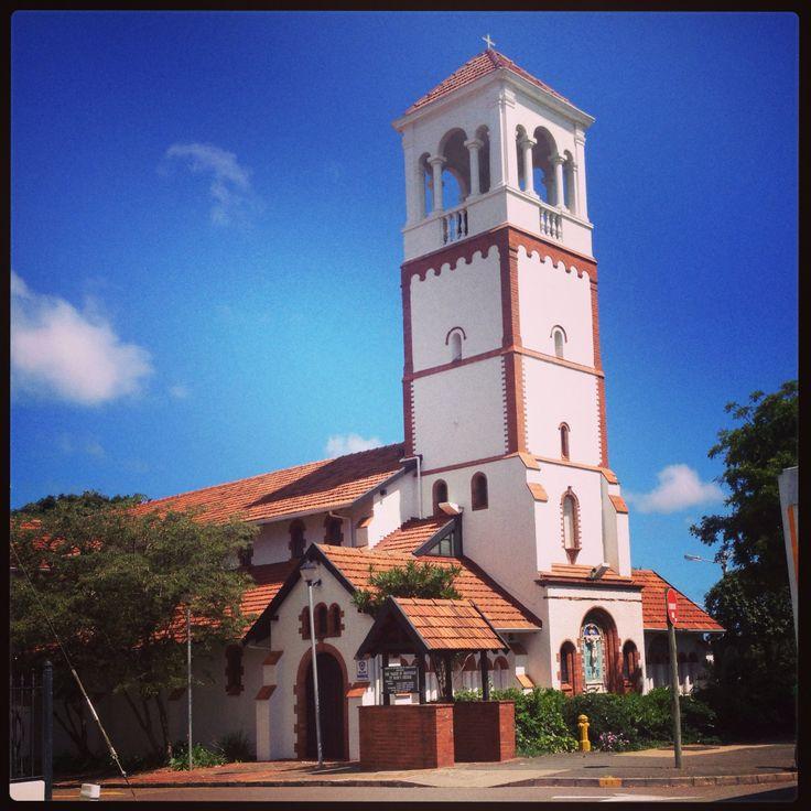 St Mary's Church, Greyville, Durban, Kwa-Zulu Natal, South Africa