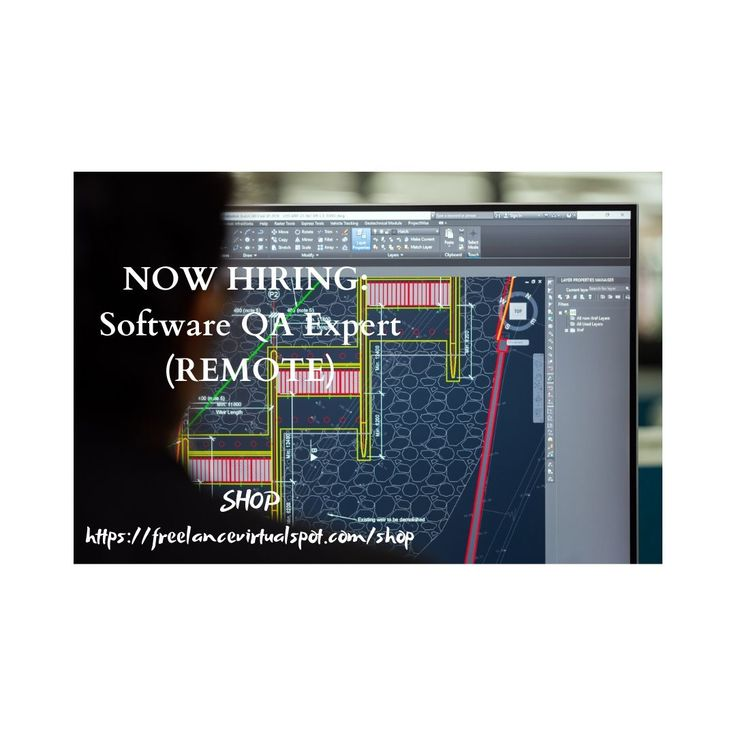 Now hiring software qa expert remote to apply check