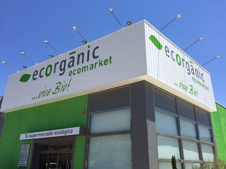 Información práctica sobre nuestros cuatro supermercados de Ecorganic en Valencia y Cocentaina-Alcoy. Descubre nuestras tiendas Ecorganic y vive Bio!