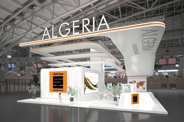 Exhibition Stand Design Kenya : By valeriya shumovskaya via behance design http