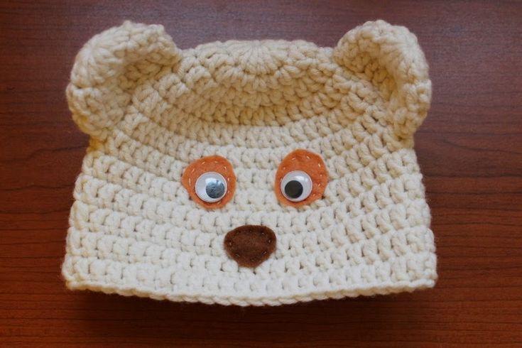 Klbko radosti: Medvedíková čiapka s 3 druhmi ušiek