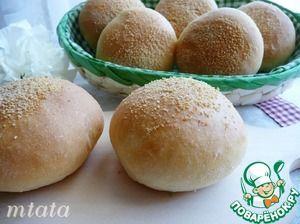 Филиппинский хлеб Пандесал