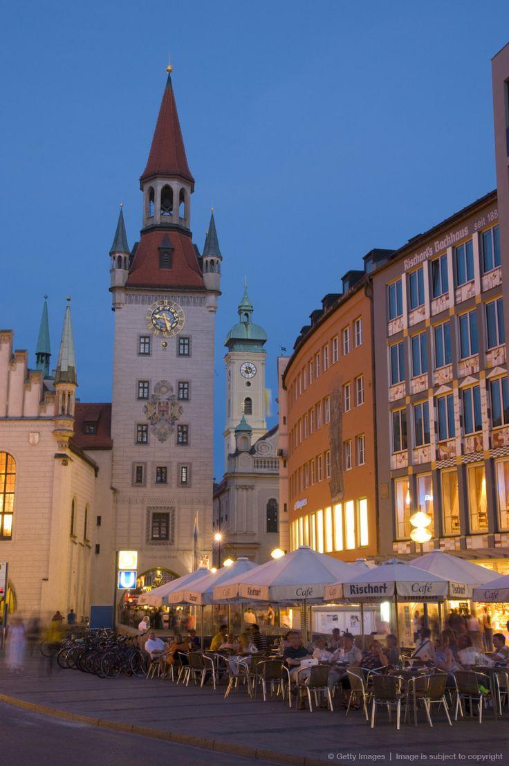 Germany, Bavaria (Bayern), Munich (Mnchen)