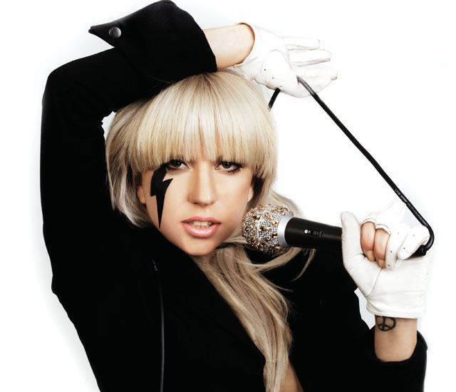 Lady Gaga makeup tutorial