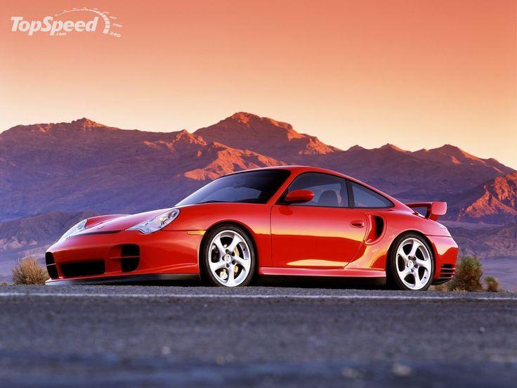 2001 Porsche 911 GT2 (996)