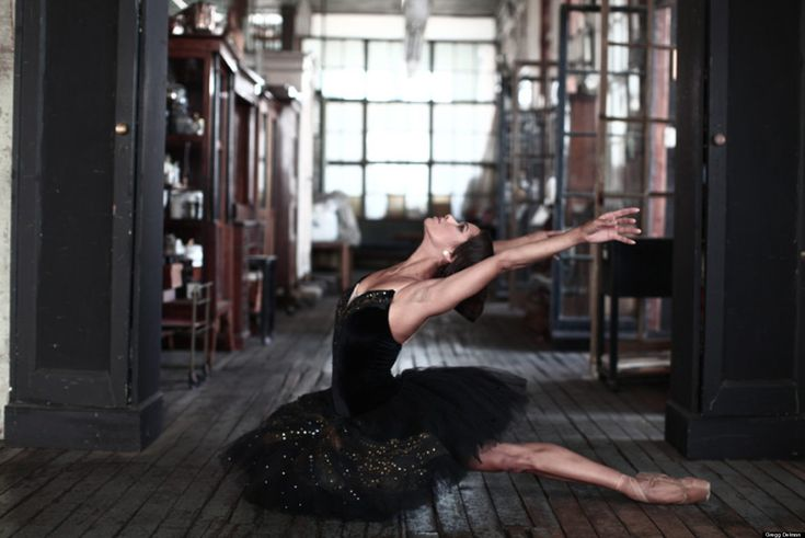Misty Copeland to star in new Ballet Documentary!