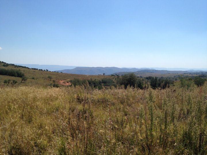 Cradle of humankind in Gauteng