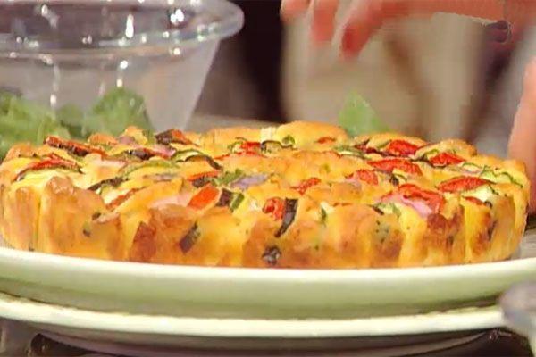 Ricetta Ratatouille in torta