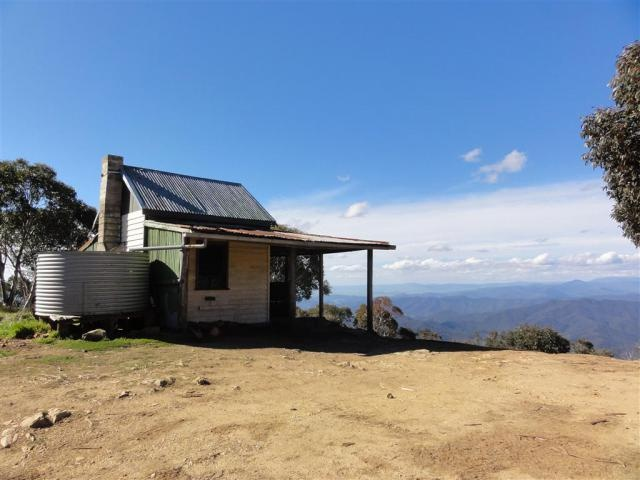 Mt.Terrible hut has to be one of the most beautiful places in victoria