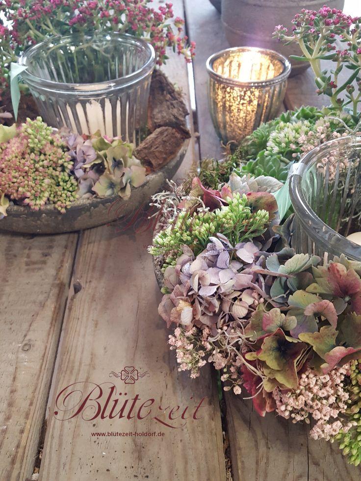 Neues aus dem Laden – Blütezeit   – Deko Herbst