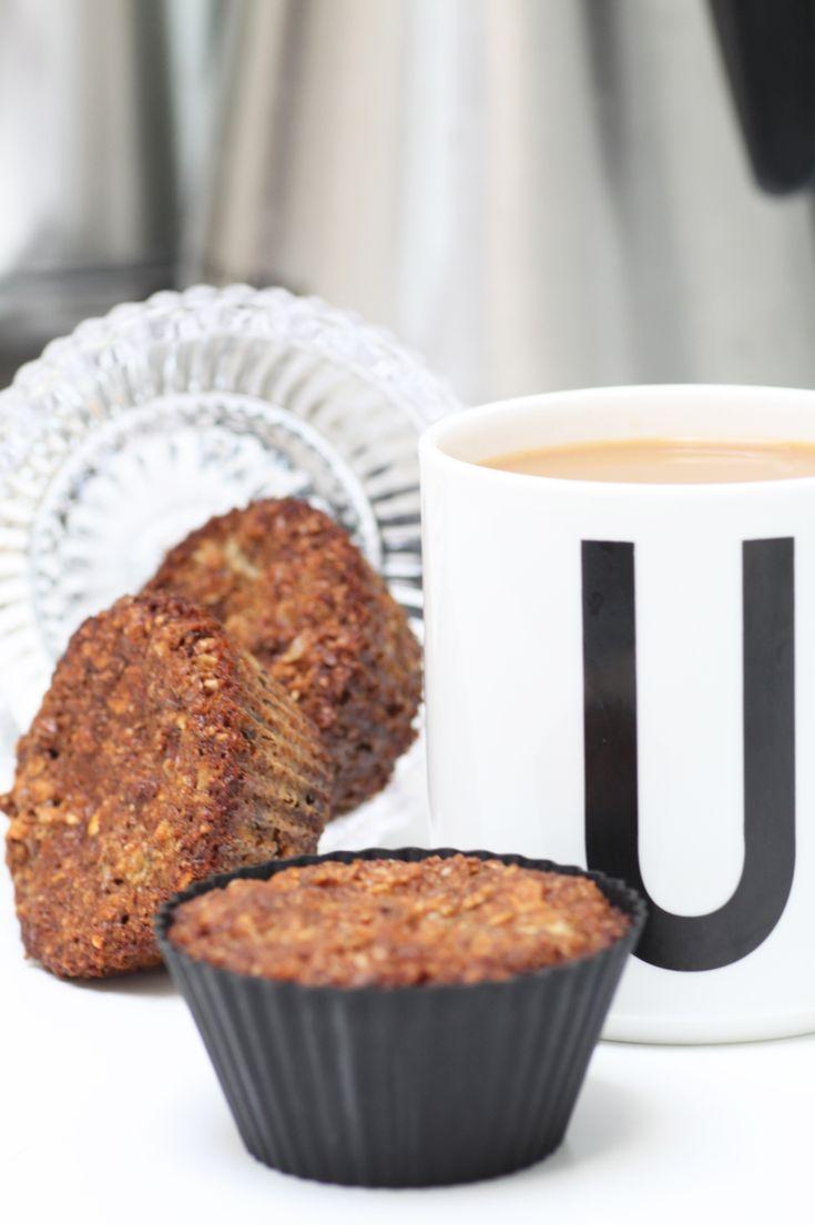 Nyttiga frukostmuffins | Bakverk och Fikastunder