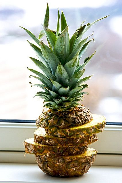 #3: pineapple  DOLE pineapple. On pizza, plain, or on hamburgers. Always a sweet addition
