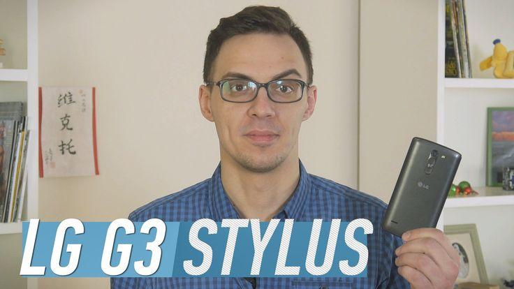 cool LG G3 Stylus: обзор смартфона