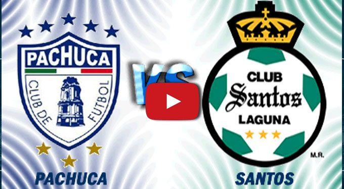 Ver Pachuca vs Santos en vivo, Liguilla Clausura 2014