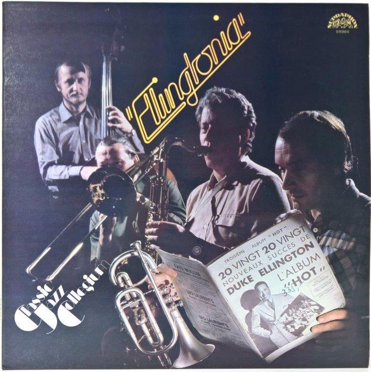 Classic Jazz Collegium - Ellingtonia