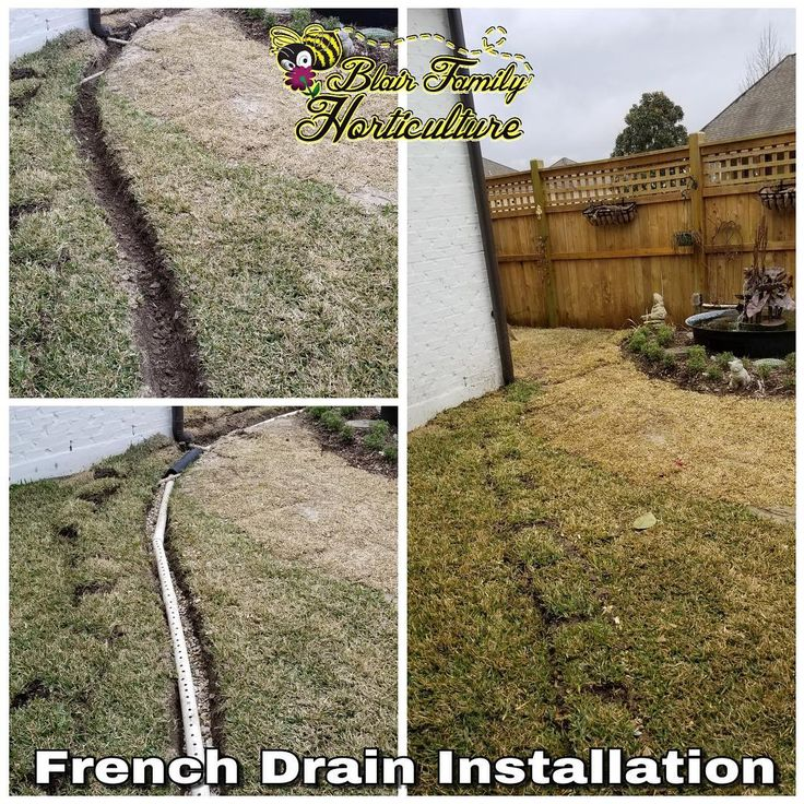 Building French Drain System: Best 25+ French Drain System Ideas On Pinterest
