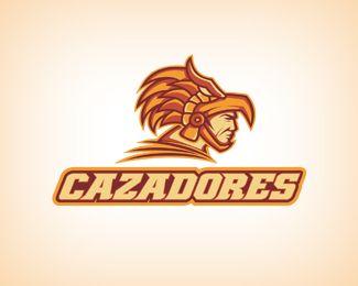 Caballero Aguila v3  by Oronoz - Sports Logo - logopond.com - #logo #design