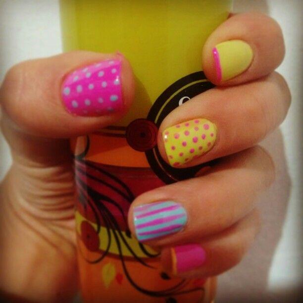 Cute Nails..!