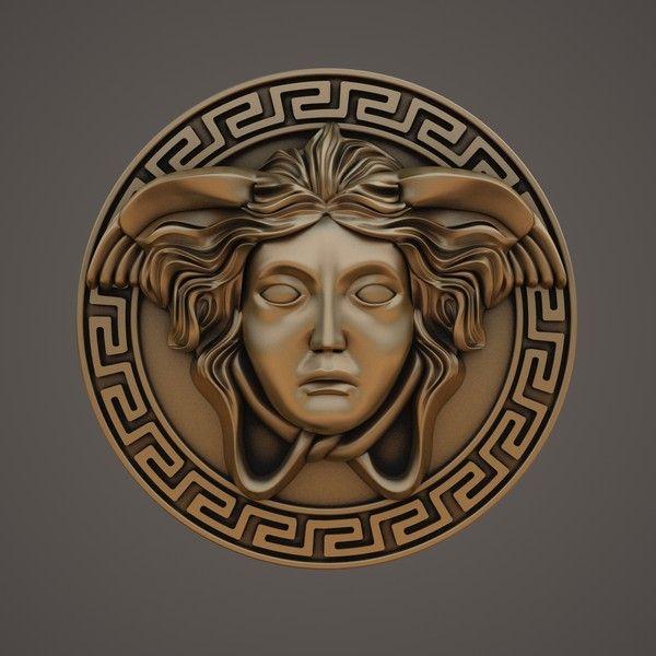 Versace Logo : Bu2b50ufe0f VERSACE DESIGNS : Pinterest : Logos, Versace ...