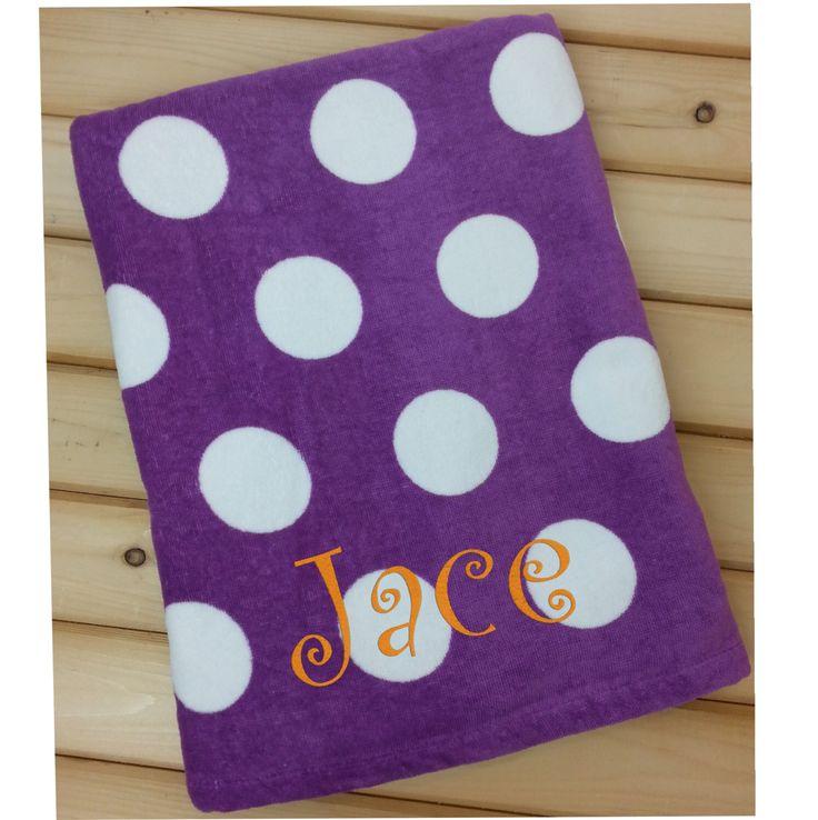 Best 25+ Monogram Towels Ideas On Pinterest