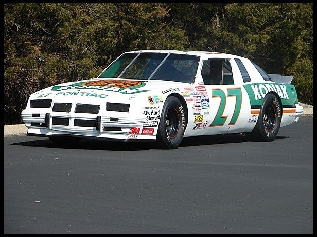 1987 Pontiac Grand Prix NASCAR Rusty Wallace #27  ★。☆。JpM ENTERTAINMENT ☆。★。