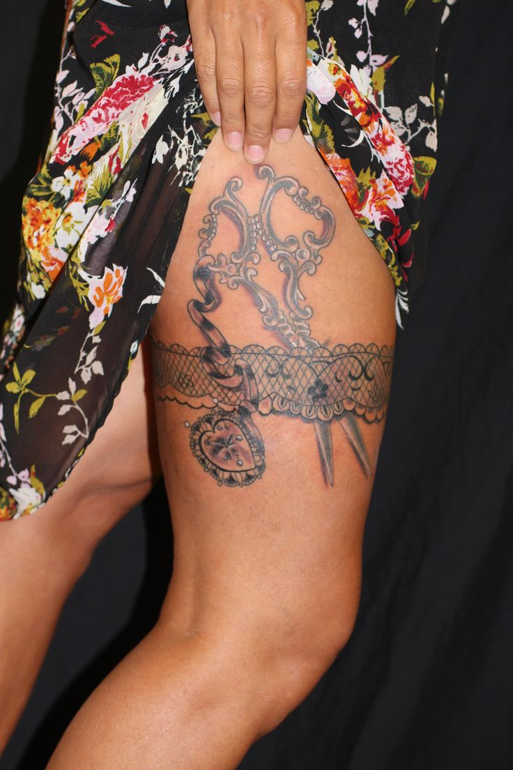 When I get smaller thus will be on my thigh or one like it