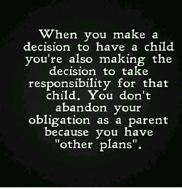 """True . Lots of """"parents"""" need to understand this ......"""