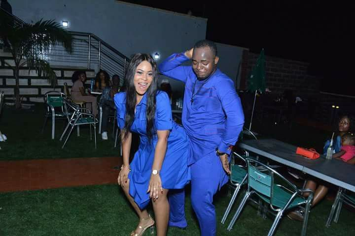 Pretty Lady Twerks For Her Man After Accepting His Marriage Proposal (Photos)