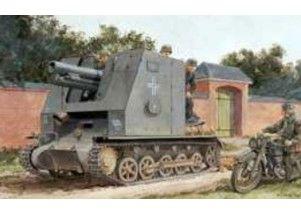 15cm s.IG-33 (Sf) auf Pz.I Ausf.B nuovamente disponibile DRAGON art. 6259D scala 1:35