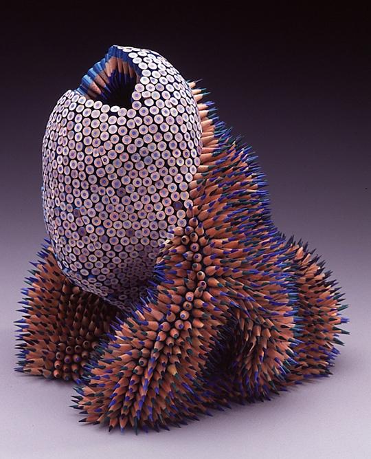 Jennifer Maestre found object art
