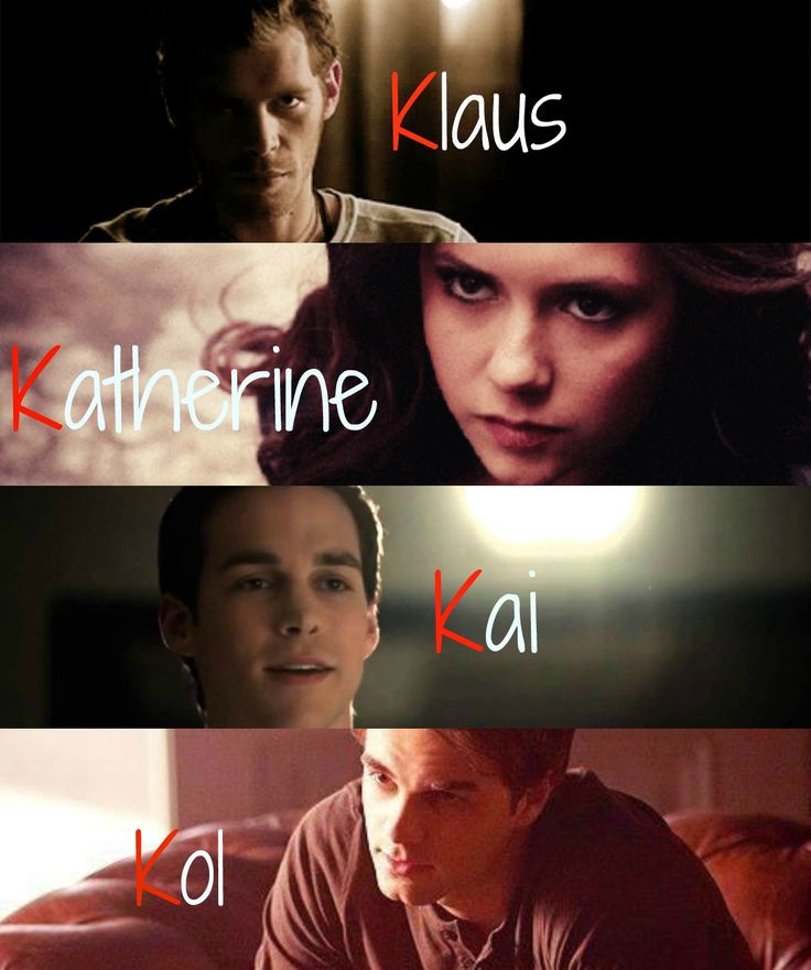 """Kevil Without the """"K"""" they are named: Laus, Atherine, Ai and Ol... not so fearsome :D"""