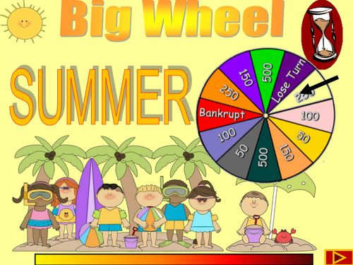 Big Wheel Summer