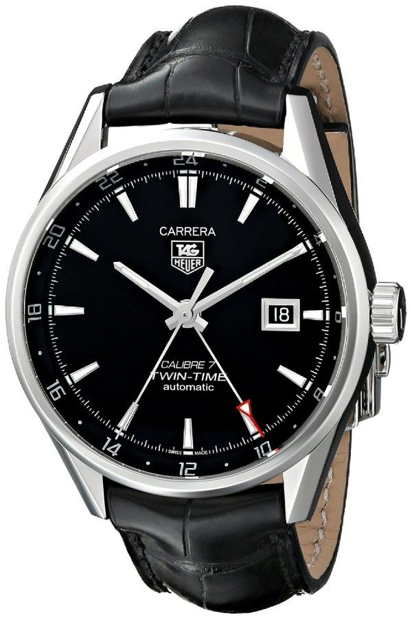 25 best ideas about black watches nice mens men watches tag heuer men s war2010 fc6266 carrera analog display swiss automatic black watch