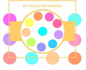 The  Best Polka Dot Paper Ideas On   Diy Polka Dot
