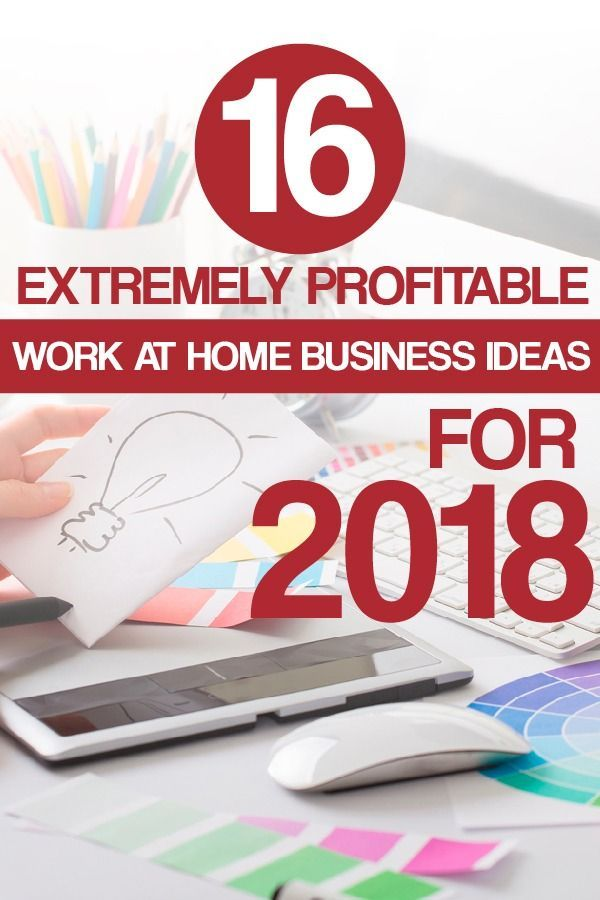 CHECK OUT these 16 legit ways and profitable to make money at home. Launch these small scale businesses with little investment and manage them all online. A lot of great business ideas here to start working from home.   work at home business ideas | onlin #startupideas