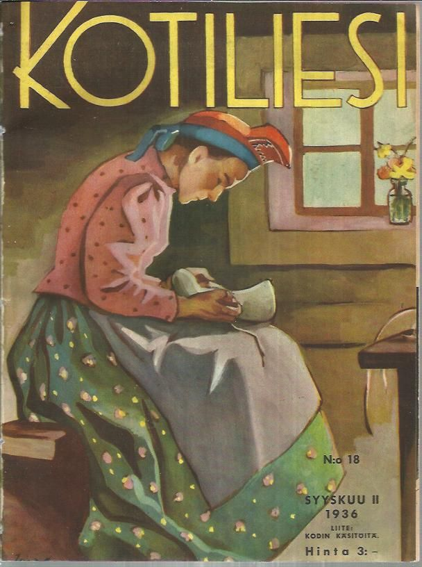 Martta Wendelin, My mother always subscribed to this magazine. I loved it!! My uncle was mentioned in an article about home medics.