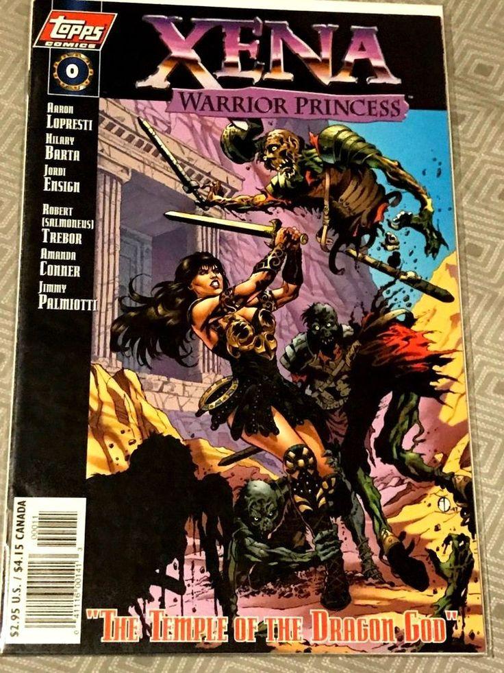 Xena Warrior Princess #0 - NM Condition (Topps 1997) | Collectibles, Science Fiction & Horror, Xena | eBay!