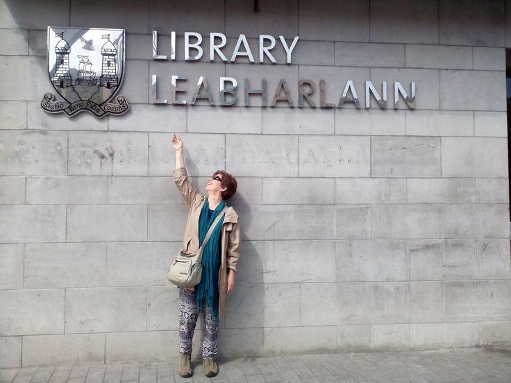 Cork Public Library (junio, 2016)