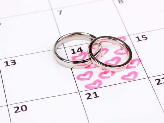 À quoi ressemblera le rétro-planning de votre mariage ?