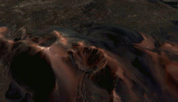 mas volcanes de Malargüe