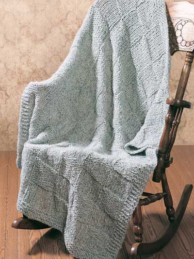 40 best Knitting Afghan & Throw Pattern Downloads images ...