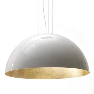 Kunstlicht Cup 80 Hanglamp wit van
