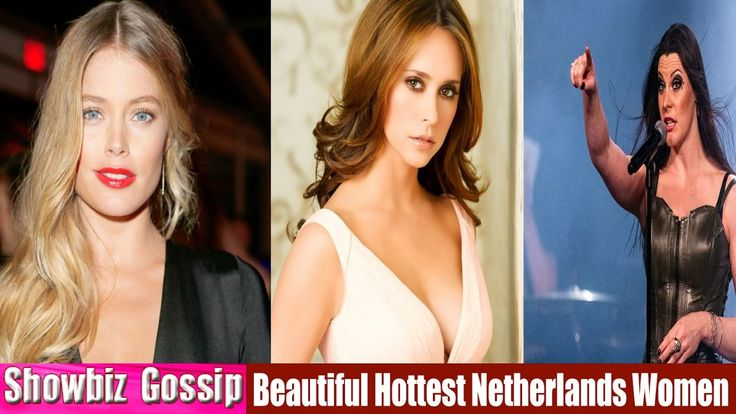 Top 07 Most Beautiful Hottest Netherlands Women