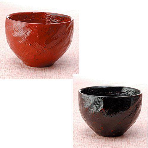 Chiseled Wooden Urushi Soup Bowl Set from Japan Mejiro Co. http://www.amazon.com/dp/B00XRG4QAY/ref=cm_sw_r_pi_dp_dc3vvb0D24YSY