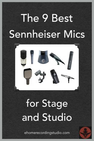 The 9 Best Sennheiser Microphones for Stage and Studio