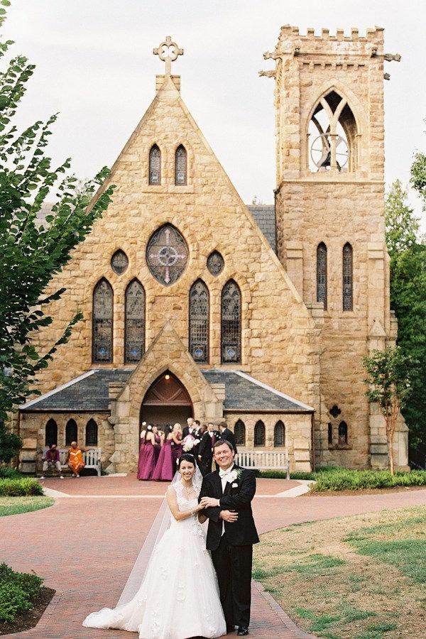 University Of Virginia Wedding From Jen Fariello Photography