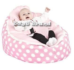 BayB Bean Bag For Infants And Toddlers Pink By Brand