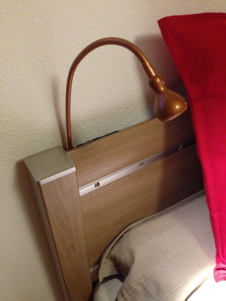 change ikea jansj clamp spotlights into fixed mounting. Black Bedroom Furniture Sets. Home Design Ideas