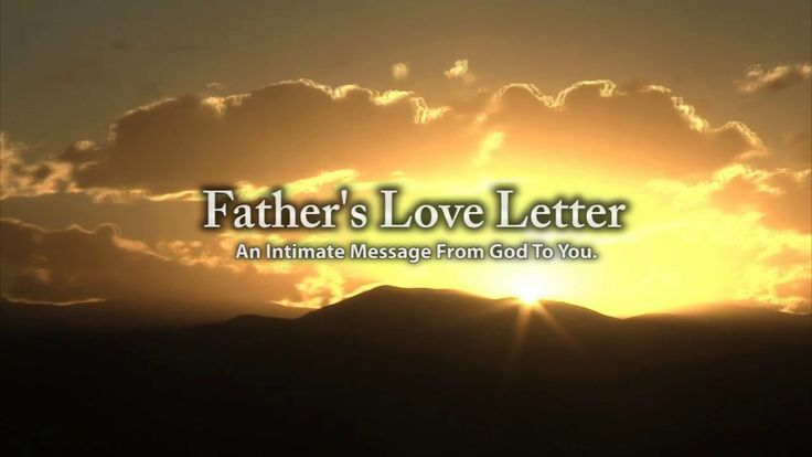 Father's Love Letter HD Video - 15th Anniversary Version - New for 2014. We are pleased to announce that we have created a brand new high de...